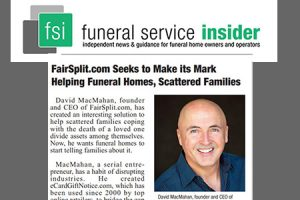 Helping Funeral Homes